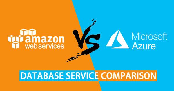 AWS vs Azure Database
